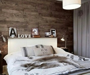 aesthetic, bedroom, and style image