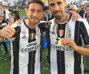 Juventus and khedira image