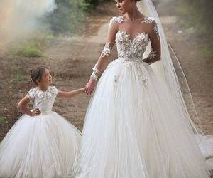 beauty, daughter, and love image