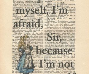 quotes, book, and alice image