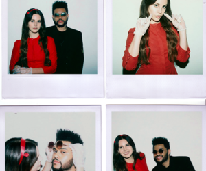 lana, the weeknd, and elizabeth grant image