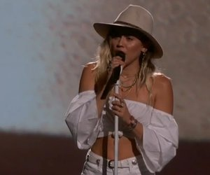malibu, miley cyrus, and bbmas image