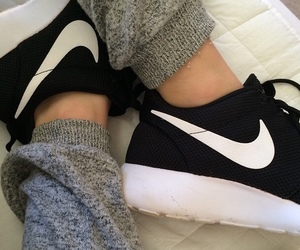 fashion, sneaker, and minimal image