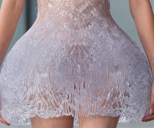 body, dress, and girl image