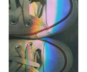 90's, arcoiris, and color image