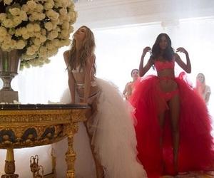 model, sexy, and Victoria's Secret image