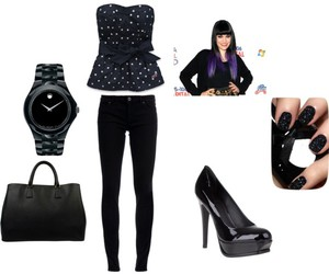 Polyvore and work image