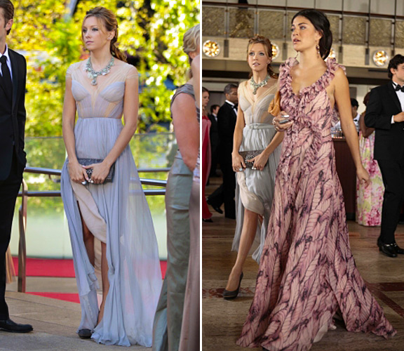 Gossip Girl\' Fashion: Who Looked Best Last Night?