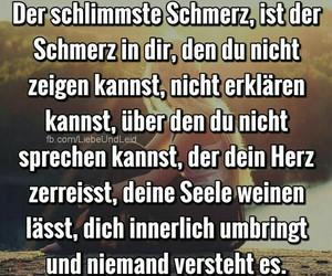 deutsch, sprüche, and german image