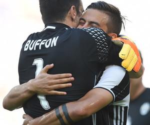 Juventus, buffon, and dybala image