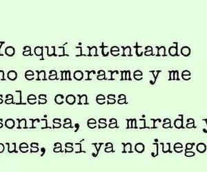 love, smile, and frases image