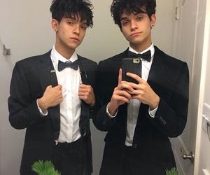 twins and boys image