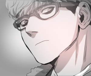edit, sangwoo, and killing stalking image