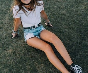 clothes, converse, and photography image
