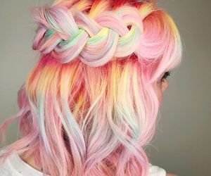 beautiful, hairstyles, and photography image