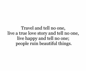 people, travel, and love image