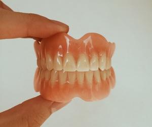 Dental, denture, and handmade image