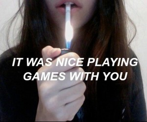 grunge, game, and quotes image