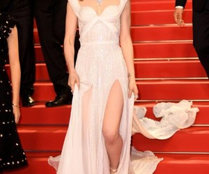 lily collins, festival de cannes, and 2017 image