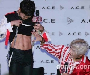 abs, ace, and cactus image