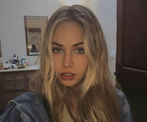 tigermist, makeup + hair + lips, and goals + cute + healthy image