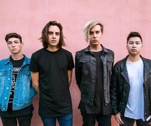 aesthetic, band, and boyband image