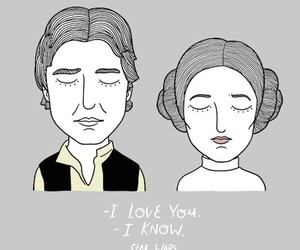 star wars and love movie image