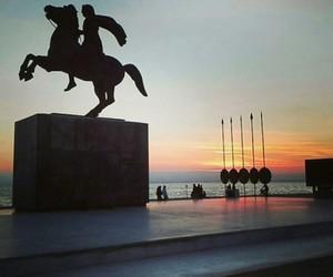 Greece, greek, and history image