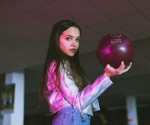 aesthetic, bowling, and girl image