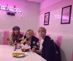 hyuna, triple h, and hui image