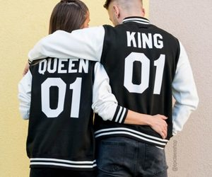 fashion, college jacket, and varsity jackets image