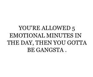 experience, gangsta, and life image