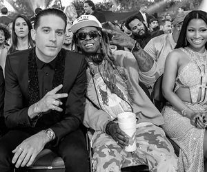 lil wayne, nicki minaj, and g eazy image