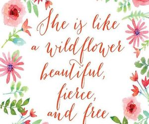 inspiration and watercolor floral quotes image