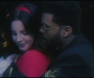 lust for life and the weeknd image