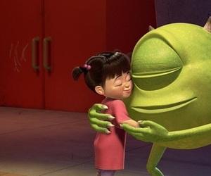 hug, boo, and disney image