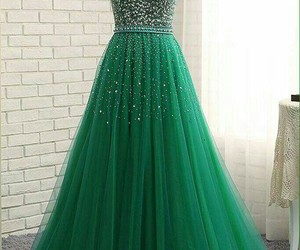 evening gown and prom dress image