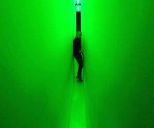 green, installation, and arnaud mahuoy image