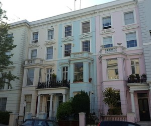 london, Londres, and Notting Hill image
