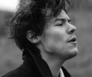 Harry Styles, sign of the times, and jawline image