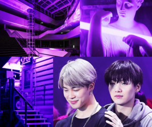 yoonmin, aesthetic, and bts image