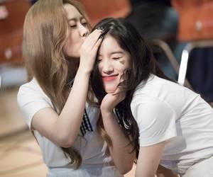 kpop, siyeon, and eunwoo image