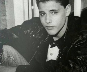 80s and corey haim image