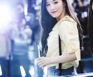 asian girls, pretty girls, and visual image