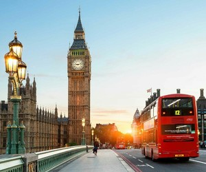london, travel, and Big Ben image