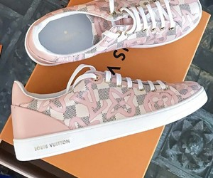 shoes and Louis Vuitton image