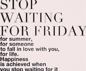 quotes, summer, and life image