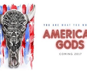 american gods, amassing, and serial image