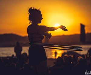 festival, freedom, and hulahoop image