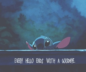 disney, quotes, and stitch image